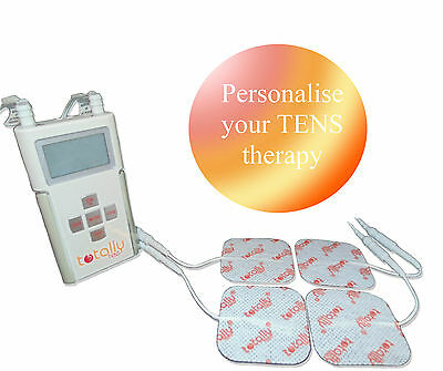 Digital TENS Machine by Totally Tens® With Various Accessories