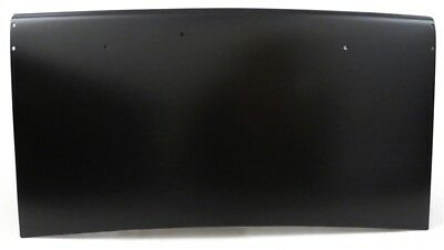 70-81 F-Body Rear Trunk Deck Lid with Pre-Drilled Spoiler Holes  -  New Tooling
