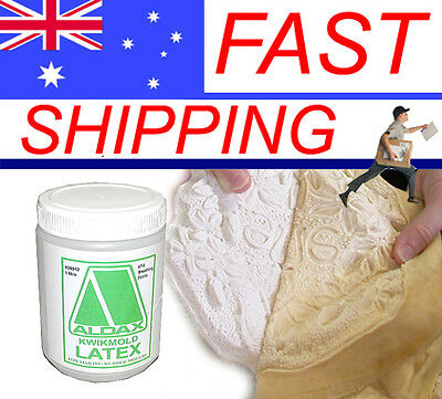 Aldax Latex Mould Making Rubber Thick Paste #74 - 500ml