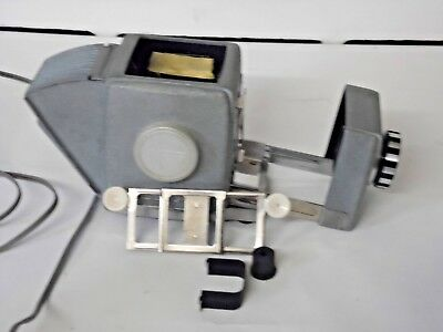 VINTAGE EPTIKO 35 FOLDABLE 8mm SLIDE PROJECTOR IN ORIGINAL CASE