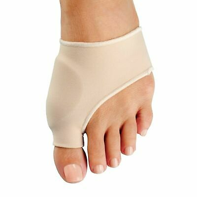 1 pair Pro11 wellbeing fabric bunion protector for foot and bunion pain