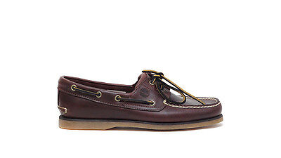 TIMBERLAND MEN'S CLASSIC 2 Eye Boat Shoes NEW AUTHENTIC