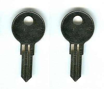 (2) Weather Guard  Replacement Tool Box Keys Cut to Code K750-K799 READ Auction