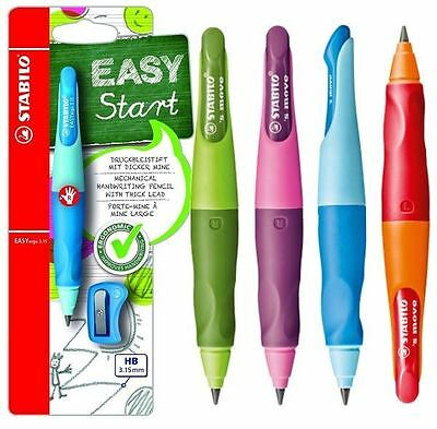 Stabilo EASY Start Easyergo 3.15mm Handwriting School Pencil - Right or Left