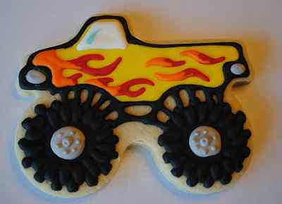 1 Monster Truck 5 In Cookie Cutter (Style 1)