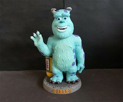 """7"""" Sulley Resin Figure Bobblehead Doll Toy Monster INC. New"""