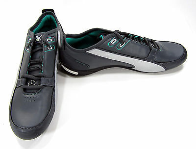 71a4acce3c7 PUMA SHOES GRAND Cat MAMGP Dark Shadow Gray Silver Sneakers Size 13 ...