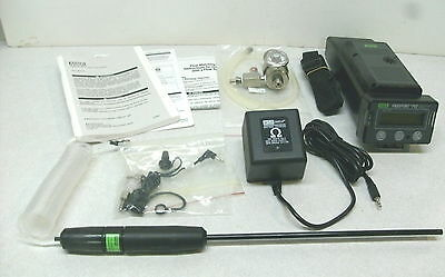 Msa Passport Pid Ii Organic Vapor Monitor, Calibrated, Complete, Excellent