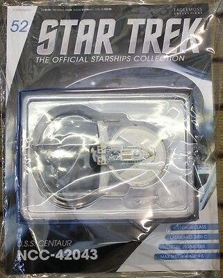 Star Trek Official Starship Collection #52 U.S.S. Centaur NCC-42043