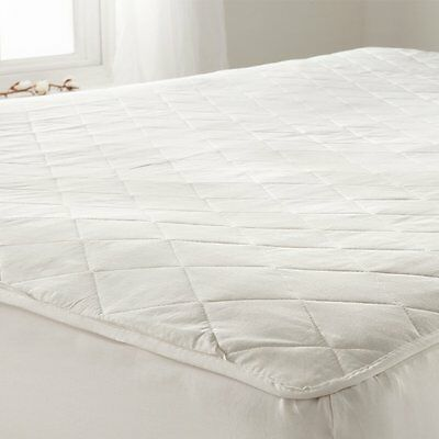 100% Microfibre Waterproof Quilted Mattress Protectors.