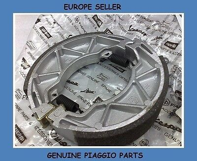 Piaggio Fly 100 4T 2006 - On Genuine Rear Brake Shoes