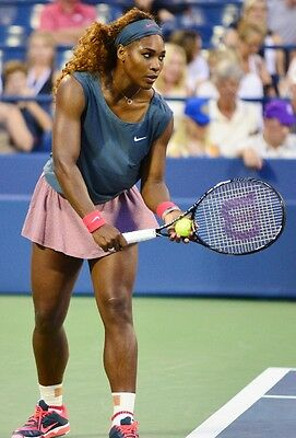 #04 SERENA WILLIAMS Photo Quality Poster Choose a Size