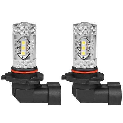 1X 1920LM LED H11 DRL Fog Light LED High Power 80W Cool  White Projection DRL