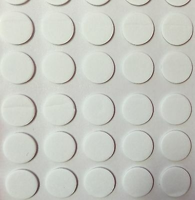 Sticky Dots - for adhering wicks in containers - sheet of 56 dots