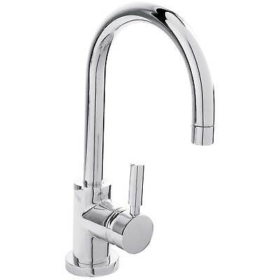 Hudson Reed Tec Single Lever Side Action Mono Basin Mixer Tap Single Handle