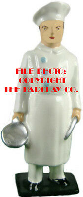 Chef w/ Frying Pan - New Barclay Production!
