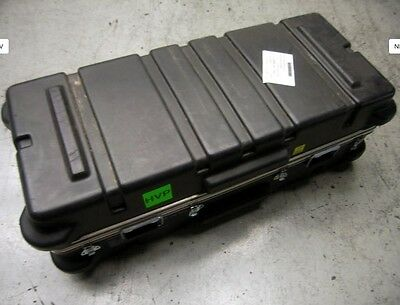 "Thermodyne 49"" x 22"" x 17"" Hard Plastic Military Shipping Case"