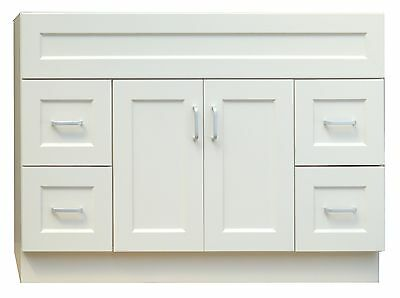 48 inch Vanity with 4 drawers