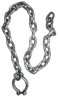 Rusty Manacle Chain Prop 5ft