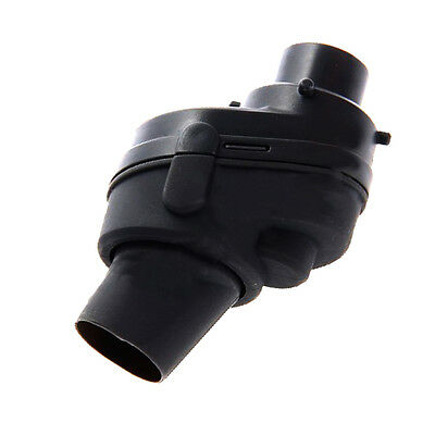 Innovative Water 360 Degree Spin Rotating Nozzle for Aquarium Tank Grey