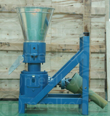 PTO PELLET MILL 150MM PELLET PRESS PTO drive To BIOMASS FREE SHIPPING