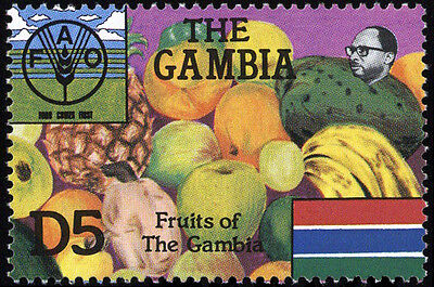 Gambia Nr. 583-90 ** (1710100896)