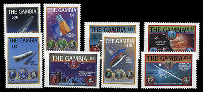 Gambia Nr. 818-25 ** (1710100906)
