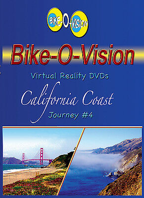 Bike-O-Vision's 45% OFF 21 Full screen Cycling Videos