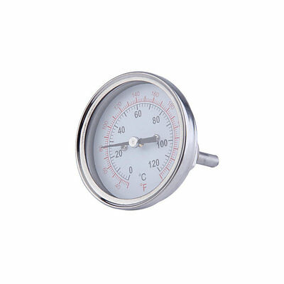 Stainless Steel BBQ Thermometer for a Moonshine Still Condenser Brew Pot DE