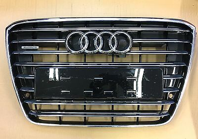 Genuine Audi A8 4H ( 2010 > 2015 ) Front Radiator grille
