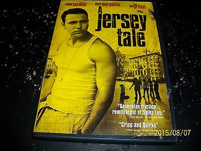Drama Action Movie: A Jersey Tale!! Used & In Excellent Condition!!!