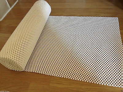Kitchen anti slip liner cut to fit mat roll table place mat 30*200cm 3 colours