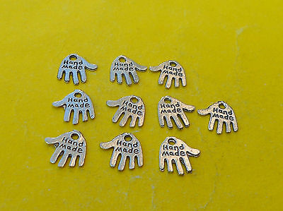 Tibetan Silver Alloy HAND MADE Charms Vintage Findings Wholesale JOBLOT GOOD A