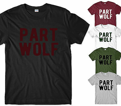 Wolf Forest T-shirt Hipster Design Sizing S-XXL