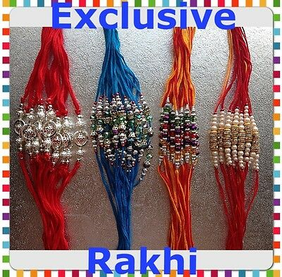 Rakhi Thread Exclusive Wrist band for RAKSHABANDAN Indian Festival - Wild Range