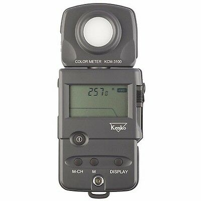 Kenko KCM-3100 Color Temperature Meter before taking a photograph saves you time