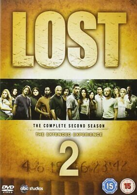 LOST COMPLETE SERIES 2 DVD Box Set Brand New Sealed Season UK 2nd Second