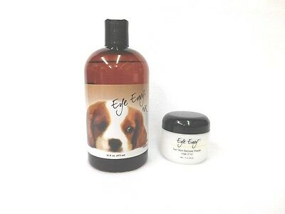 Eye Envy Combined Pack - Liquid And Powder - Dog 3