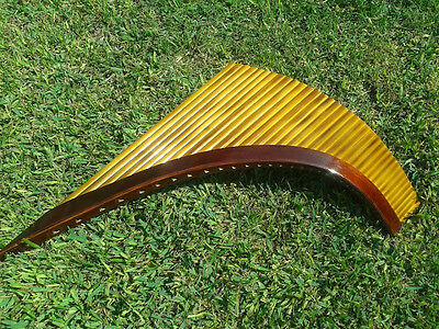 Professional Yzarra   Pan Flute Tunable - 36  Pipes - From Peru -See Video