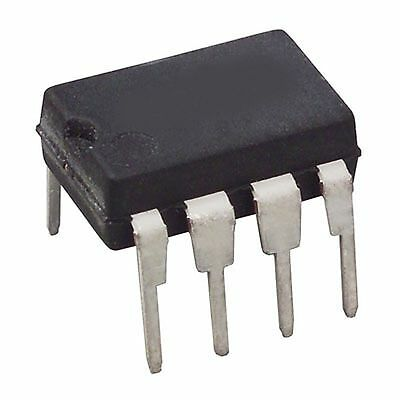 QTC MCT6 Optocoupler DC-IN 2-CH Transistor DC-OUT 8-Pin Dip New Quantity-10