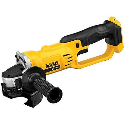 DEWALT DCG412B 20V MAX Li-Ion 4-1/2in Cordless Cut-Off Tool (Tool Only)