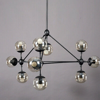Vintage Loft Magic Pendant Lamp Chandelier Ceiling Edison Light Brief Indoor