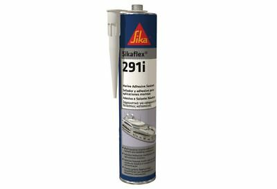 SIKAFLEX 291i Marine Adhesive Sealant - Boats Cars DIY Caravan (300ml cartridge)