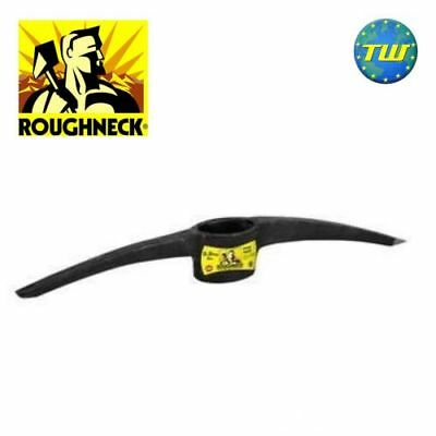 Roughneck 7Lb Pick Axe Head - 3.18Kg Railroad Pickaxe 64-355