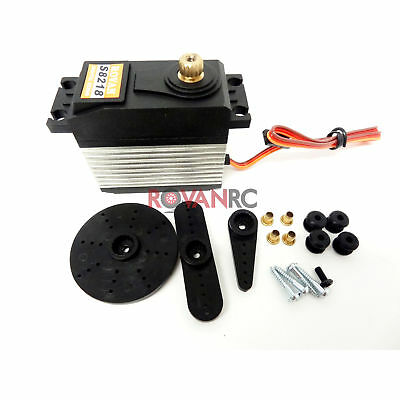 1/5 Scale Rovan LT 4WD SC Truck S8218 40KG Metal Gear Throttle/Brake Servo
