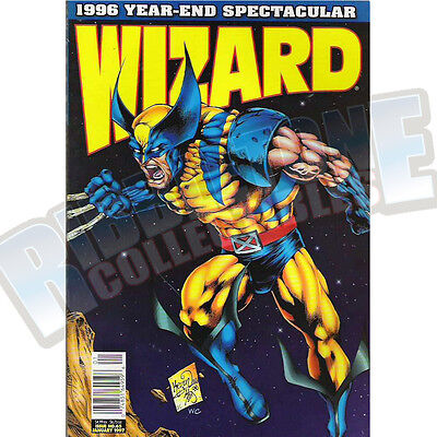 Wizard The Comic Magazine #65 Vf