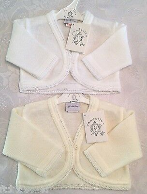 Baby Girls Long Sleeved Bolero Jacket,cardigan,christening,wedding,shrug