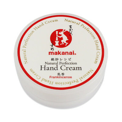 Made in JAPAN Makanai Cosmetic Hand cream 10g / Frankincense Fragrance