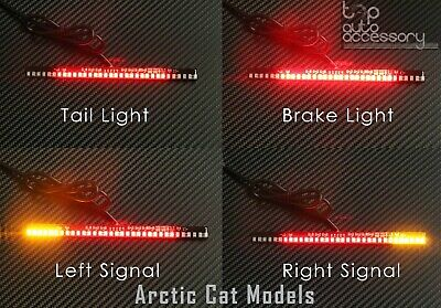 33-SMD LED Bar Brake Tail Light & Left/Right Turn Signal Lamp for Arctic Cat