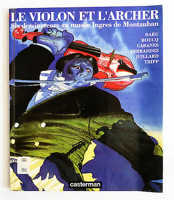 Bd « Le Violon Et L'Archer » Eo 1990 / Collectif